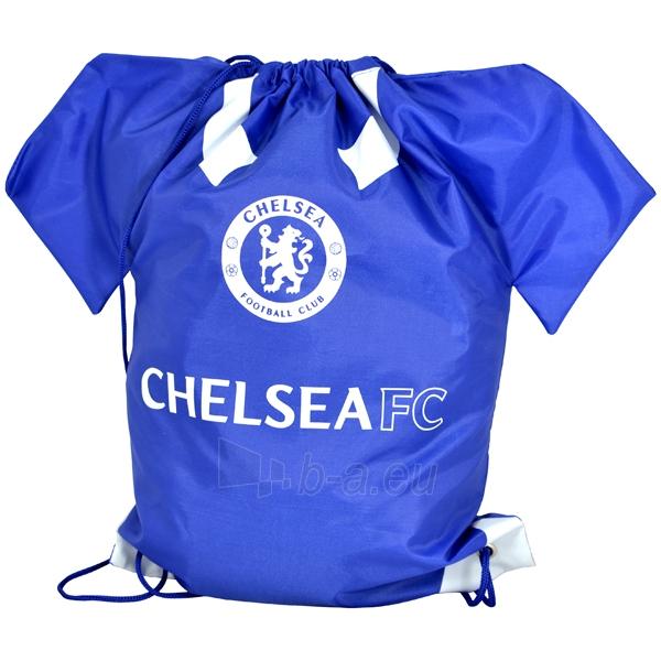 Chelsea F.C. sportinis marškinėlių formos maišelis Paveikslėlis 1 iš 2 310820018857