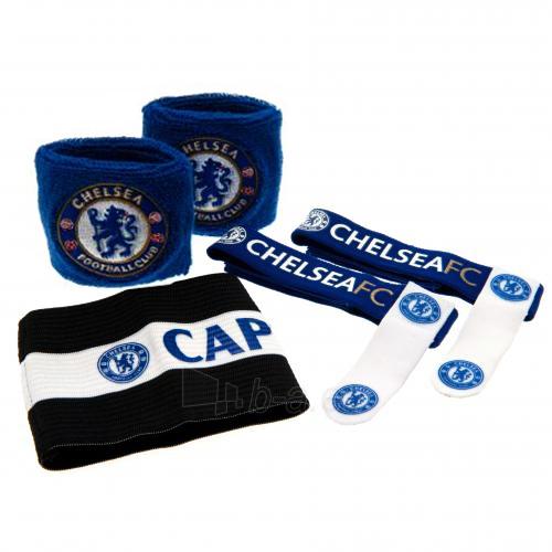 Chelsea F.C. sportinių aksesuarų rinkinys Paveikslėlis 2 iš 6 251009000204