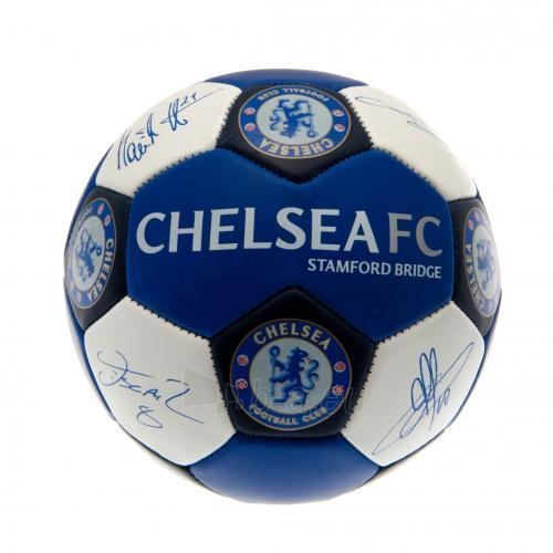 Chelsea F.C. treniruočių kamuolys (Nuskin) Paveikslėlis 2 iš 4 251009001459