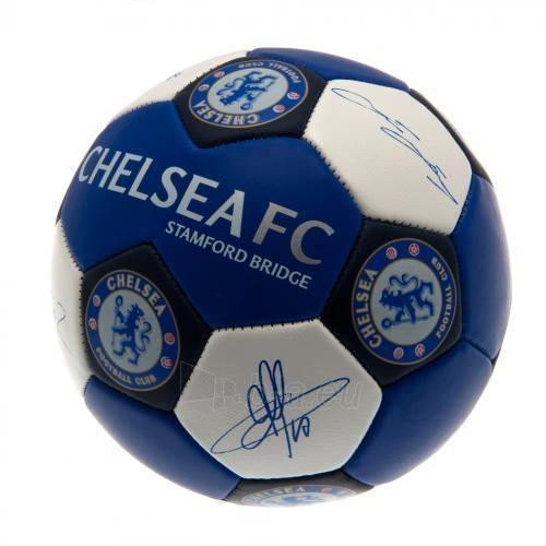 Chelsea F.C. treniruočių kamuolys (Nuskin) Paveikslėlis 3 iš 4 251009001459