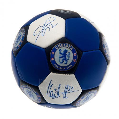 Chelsea F.C. treniruočių kamuolys (Nuskin) Paveikslėlis 4 iš 4 251009001459