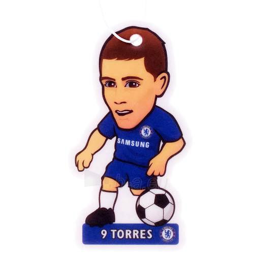Chelsea F.C. žaidėjų formos oro gaivikliai Paveikslėlis 9 iš 13 251009000215