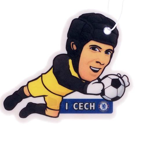 Chelsea F.C. žaidėjų formos oro gaivikliai Paveikslėlis 5 iš 13 251009000215