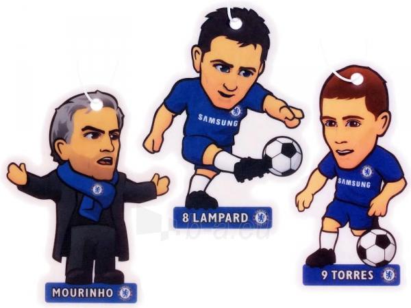 Chelsea F.C. žaidėjų formos oro gaivikliai Paveikslėlis 4 iš 13 251009000215
