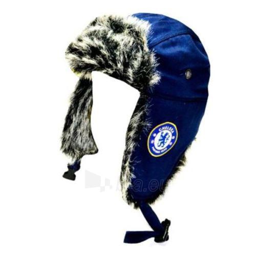 Chelsea F.C. žieminė medžiotojo kepurė Paveikslėlis 1 iš 2 251009001466