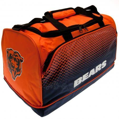 Chicago Bears kelioninis krepšys Paveikslėlis 2 iš 2 310820126747