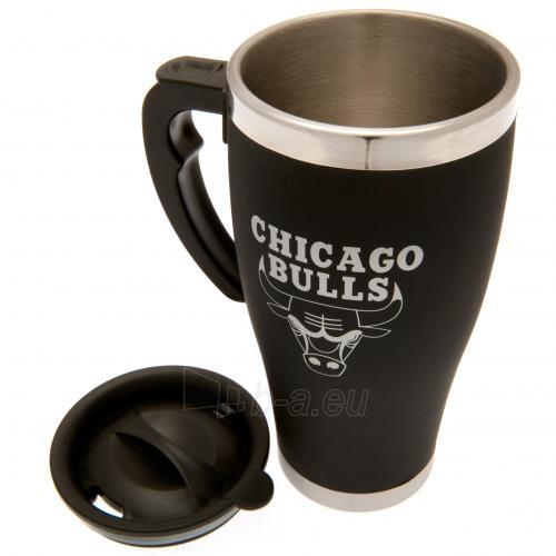 Chicago Bulls prabangus kelioninis puodelis Paveikslėlis 2 iš 4 310820159976
