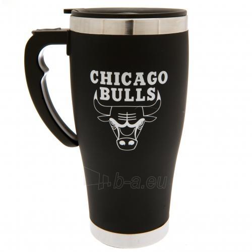 Chicago Bulls prabangus kelioninis puodelis Paveikslėlis 3 iš 4 310820159976