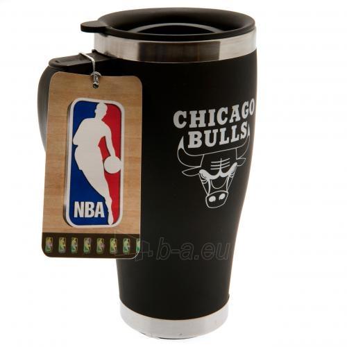 Chicago Bulls prabangus kelioninis puodelis Paveikslėlis 4 iš 4 310820159976