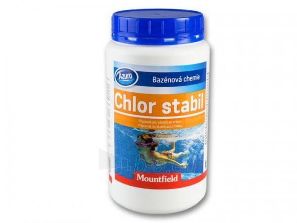 Chloro kiekio vandenyje stabilizatorius Chlor Stabil, 1kg Paveikslėlis 1 iš 1 30092500017