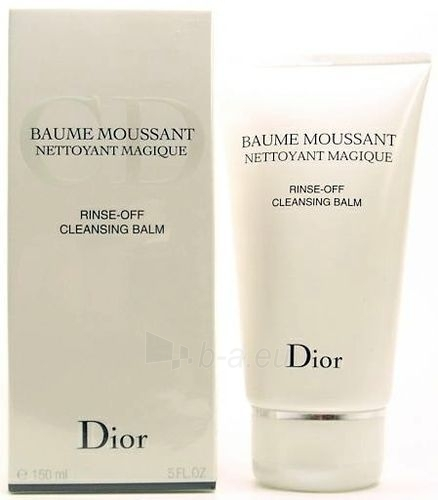 Christian Dior Baume Moussant Cleansing Balm Cosmetic 150ml Paveikslėlis 1 iš 1 250840700074