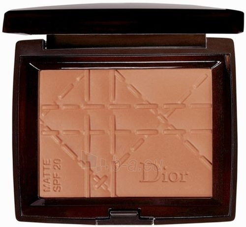 Christian Dior Bronze Matte Sunshine Powder Cosmetic 9ml Paveikslėlis 1 iš 1 250873400033
