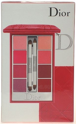 Christian Dior Cannage Color Collection Lip Palette Cosmetic 10,6 Paveikslėlis 1 iš 1 250872200138