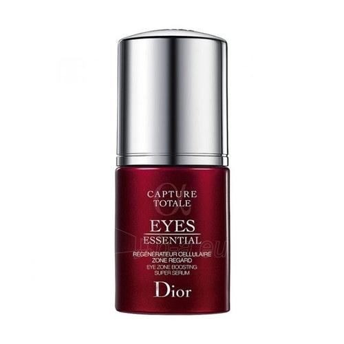 Christian Dior Capture Totale Essential Eyes Serum Cosmetic 15ml Paveikslėlis 1 iš 1 250840800375