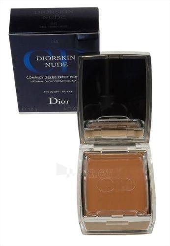 Christian Dior Diorskin Nude Creme Gel Makeup 040 Cosmetic 10g (refillable) Paveikslėlis 1 iš 1 250873300228