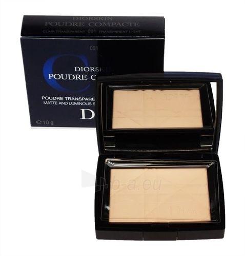 Christian Dior Diorskin Poudre Compacte 001 Cosmetic 10g Paveikslėlis 1 iš 1 250873300230