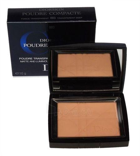Christian Dior Diorskin Poudre Compacte 003 Cosmetic 10g Paveikslėlis 1 iš 1 250873300231