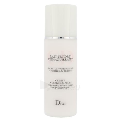 Christian Dior Gentle Cleansing Milk Cosmetic 200ml Paveikslėlis 1 iš 1 250840700079