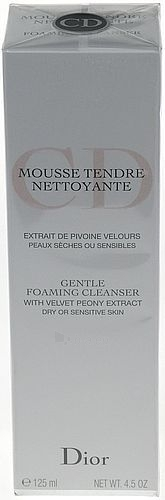 Christian Dior Gentle Foaming Cleanser Cosmetic 125ml Paveikslėlis 1 iš 1 250840700080