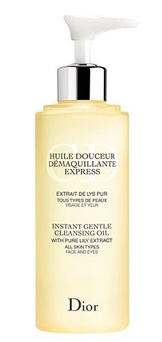Christian Dior Instant Gentle Cleansing Oil Cosmetic 200ml Paveikslėlis 1 iš 1 250840700418