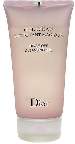Christian Dior Magic Cleansing Gel Tube Cosmetic 150ml Paveikslėlis 1 iš 1 250840700084