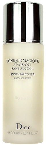 Christian Dior Tonique Magique Apaisant Sans Alcool Soothing Tone Cosmetic 200ml Paveikslėlis 1 iš 1 250840700087