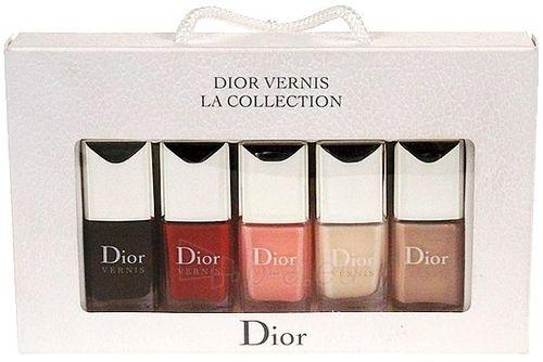 Christian Dior Vernis La Collection Cosmetic 5x7ml Paveikslėlis 1 iš 1 250874000092