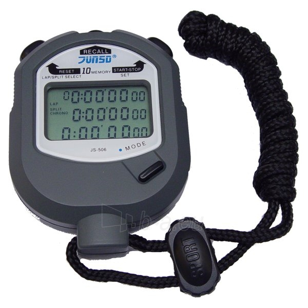 Chronometras Spokey CERTAIN2 Paveikslėlis 1 iš 1 30085600051