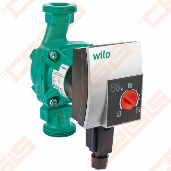 Cirkuliacinis siurblys negeriamam vandeniui Wilo-Yonos PICO 25/1-6-130; 1~230V Paveikslėlis 1 iš 5 270831000399