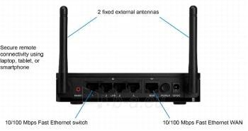 Cisco RV215W Wireless N VPN Firewall Paveikslėlis 2 iš 2 250257200519