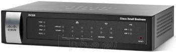 Cisco RV320 Gigabit Dual WAN VPN Router Paveikslėlis 1 iš 1 250257200521