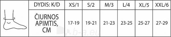 Čiurnos įtvaras KT0-6R Kairė, XXL Paveikslėlis 2 iš 2 310820234020