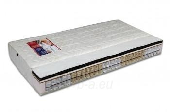 Mattress Lugano 195/200x180x24 cm Paveikslėlis 1 iš 1 250436001781