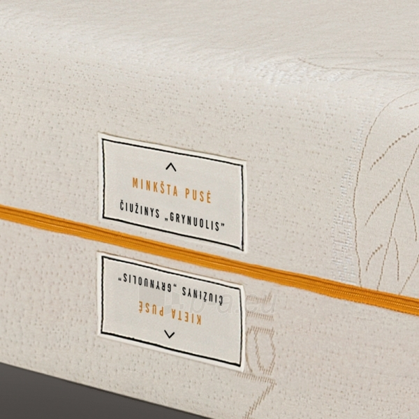 Čiužinys MAIZINIS - vidutinio minkštumo (15cm aukščio) - 120x200x15 cm Paveikslėlis 8 iš 36 250436001458