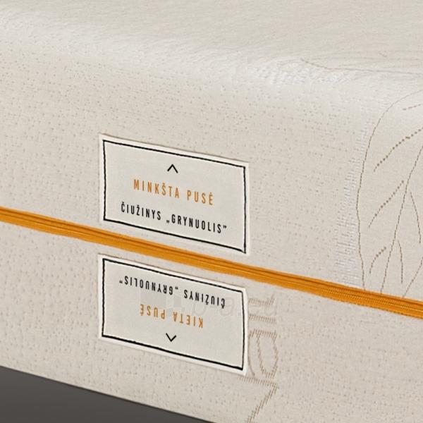 Čiužinys MAIZINIS - vidutinio minkštumo (15cm aukščio) - 180x200x15 cm Paveikslėlis 8 iš 37 250436001461
