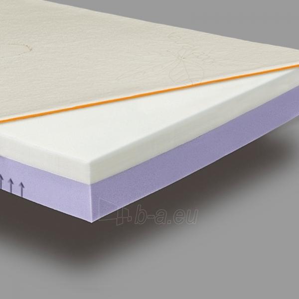 Čiužinys MAIZINIS - vidutinio minkštumo (15cm aukščio) - 180x200x15 cm Paveikslėlis 12 iš 37 250436001461