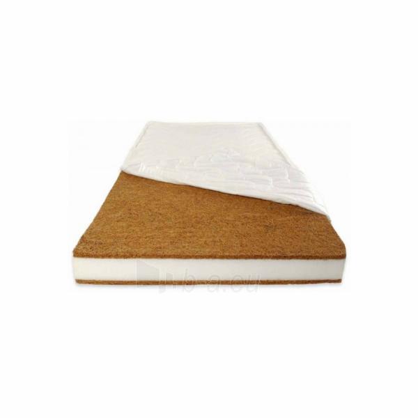 Mattress Foam + kokosas 190x80x8 Paveikslėlis 1 iš 3 250436001690