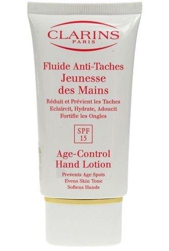 Clarins Age Control Hand Lotion SPF15 Cosmetic 75ml (pažeista pakuotė) Paveikslėlis 1 iš 1 250850400105