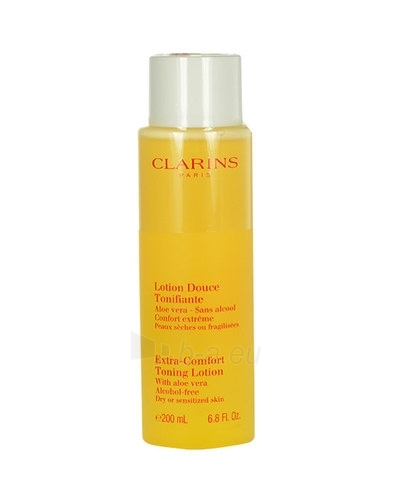 Clarins Extra Comfort Toning Lotion Dry Skin Cosmetic 200ml (without box) Paveikslėlis 1 iš 1 250840700095