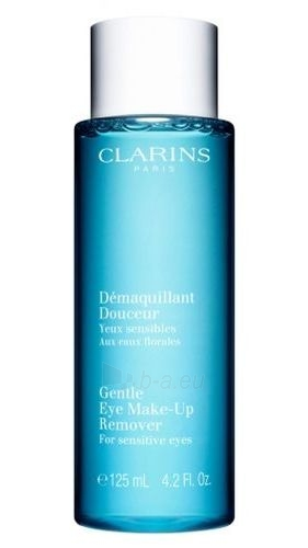 Clarins Gentle Eye Make-Up Remover Cosmetic 125ml Paveikslėlis 1 iš 1 250840700665