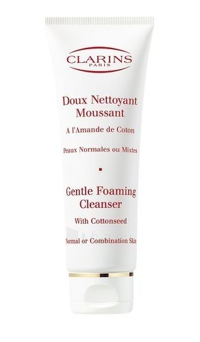 Clarins Gentle Foaming Cleanser Normal Skin Cosmetic 125ml (Without box) Paveikslėlis 1 iš 1 250840700366