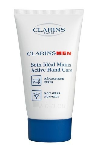 Clarins Men Active Hand Care Cosmetic 75ml Paveikslėlis 1 iš 1 250850400053