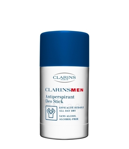 Clarins Men Antiperspirant Deo Stick Cosmetic 75ml (without box) Paveikslėlis 1 iš 1 2508910000872