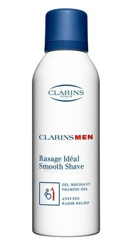 Clarins Men Smooth Shave Cosmetic 150ml (without box) Paveikslėlis 1 iš 1 250881200008