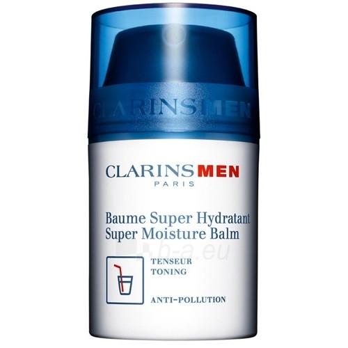 Clarins Men Super Moisture Balm Cosmetic 50ml Paveikslėlis 1 iš 1 250881200009