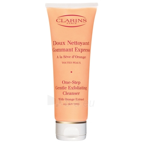 Clarins One Step Gentle Exfoliating Cleanser Cosmetic 125ml (without box) Paveikslėlis 1 iš 1 250840700655