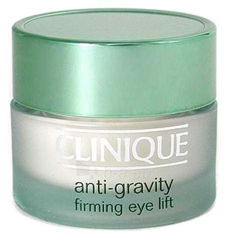 Clinique Anti Gravity Firming Lift Eyes Cream Cosmetic 15ml Paveikslėlis 1 iš 1 250840800008