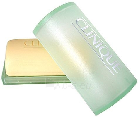 Clinique Facial Soap-Mild With Dish Cosmetic 50g Paveikslėlis 1 iš 1 250896000029