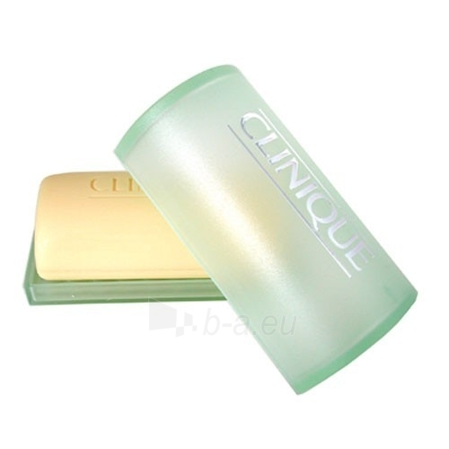 Clinique Facial Soap Oily Skin With Dish Cosmetic 50g Paveikslėlis 1 iš 1 250896000028