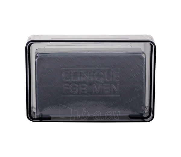 Clinique For Men Face Soap With Dish Cosmetic 150g Paveikslėlis 1 iš 1 250896000080